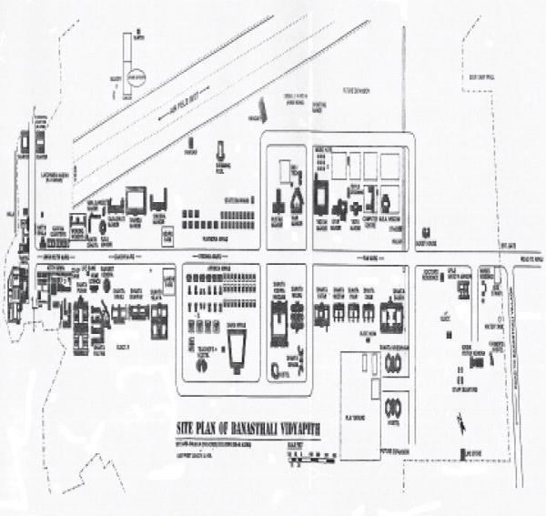 site plan - location