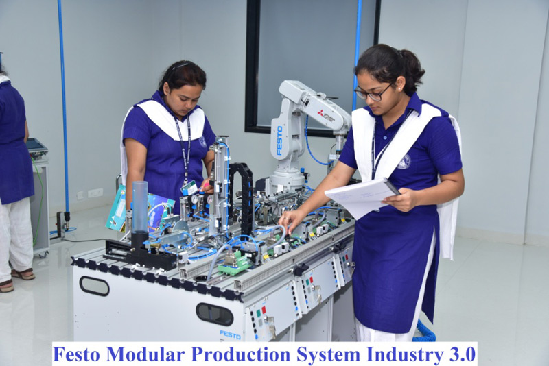 Festo Modular Production System