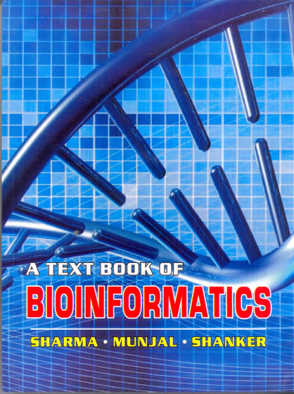 Book - A Text Book of Bioinformatics.