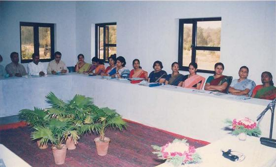 Participants of Research Methodology Workshop (2004)